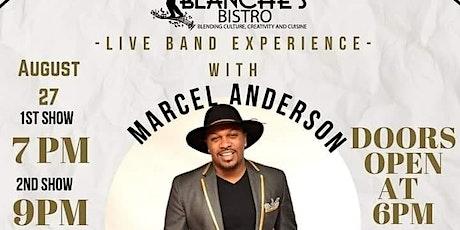 A night of Soulful Music at Blanche's Bistro tickets