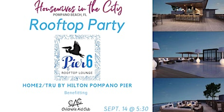 Girl's Night Out at Pier 6 Rooftop Pompano Pier tickets
