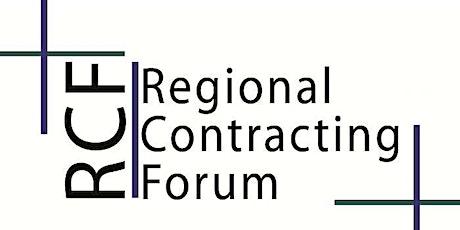 2021 Regional Contracting Forum Virtual Event tickets