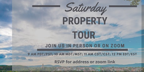 Saturday Property Tour tickets