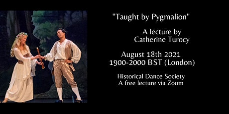 """""""Taught by Pygmalion"""" tickets"""