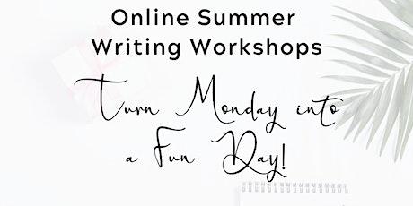 Lunchtime Summer Workshop: Brilliant Blogging for Beginners tickets
