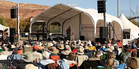Moab Folk Festival tickets