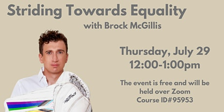 Striding Towards Equality tickets