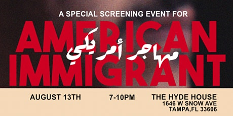 I'LL BE HOME SOON: AN AMERICAN IMMIGRANT EVENT tickets