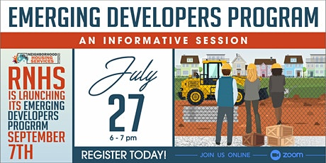 Emerging Developers Info Session tickets