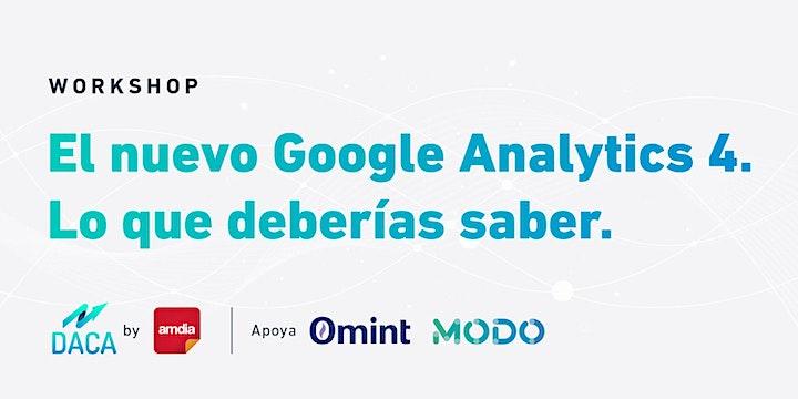 Imagen de El nuevo Google Analytics 4. Lo que deberías saber.
