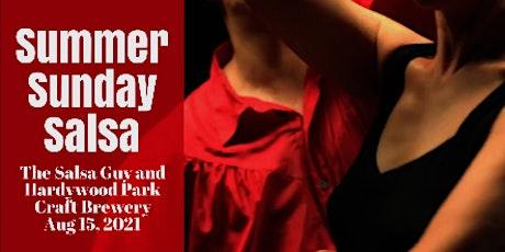 Summer Sunday Salsa tickets