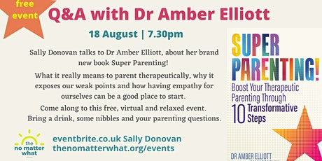 Q&A with Dr Amber Elliott tickets