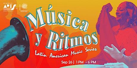 Nimbus Arts Festival: September 26 | Música y Ritmos tickets