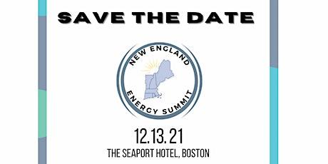 New England Energy Summit tickets