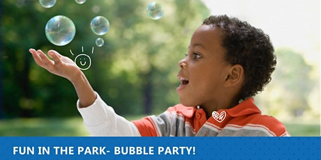 Fun in the Park: Bubble Party tickets