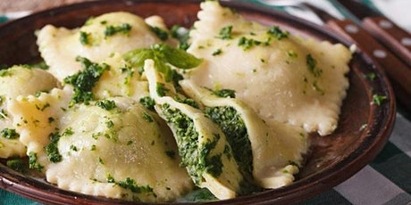 Make Mouth-Watering VEGAN Ricotta in GLUTEN-FREE and HIGH PROTEIN Ravioli! tickets