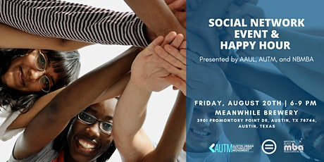 Social Network & Happy Hour tickets