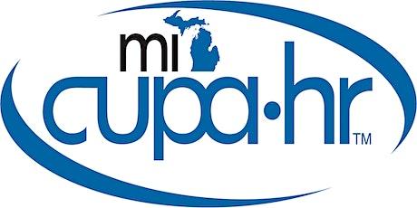 MI CUPA-HR Annual Conference 2021 tickets