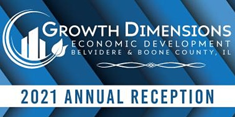 Growth  Dimensions: 2021 Annual Reception tickets