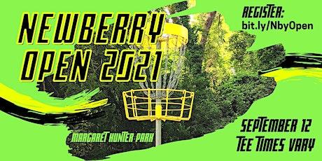 Newberry Open Disc Golf Tournament tickets