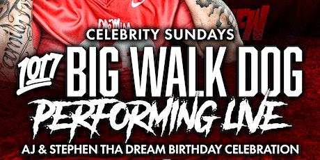 1017 BIG WALK DOG PERFORMING LIVE @ 321LOUNGE tickets