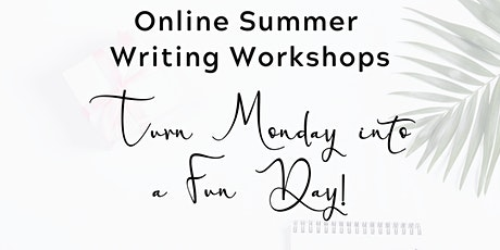 Lunchtime Summer Workshop: Reuse, Repurpose and Recycle YOUR Writing tickets