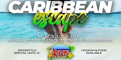 Relive the experience: Caribbean Escape [Third  edition !] tickets
