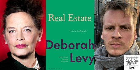 P&P Live! Deborah Levy | REAL ESTATE with Andrew Durbin tickets