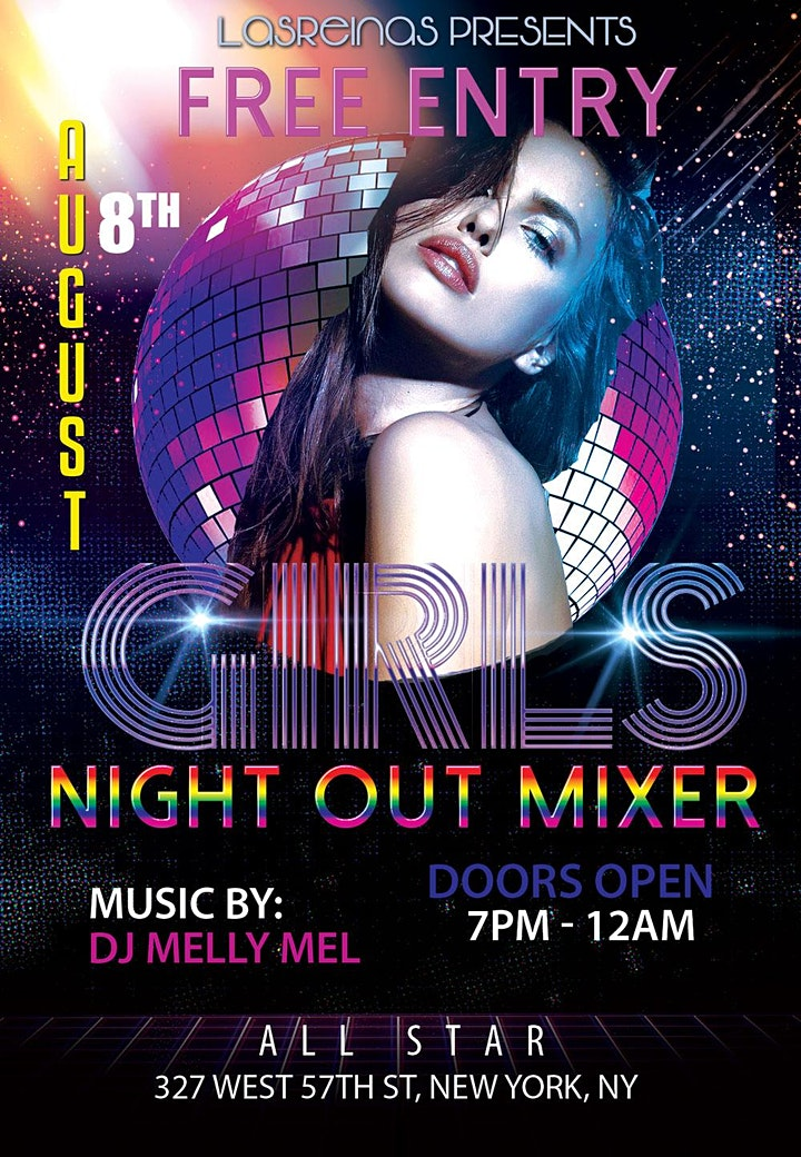 Girls Night Out Mixer - FREE EVENT image