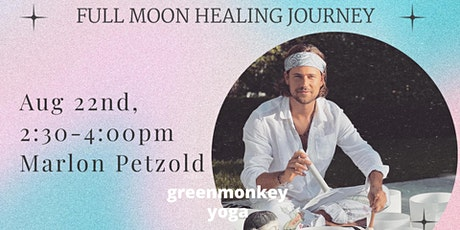 Finding Solace Full Moon Healing Journey tickets