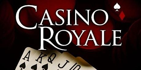 Casino Royale Casino Night at Grand Lake Club tickets