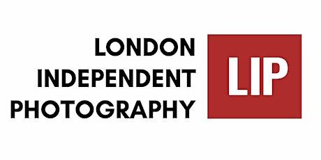 Joy Gregory London Independent Photography Talk biglietti