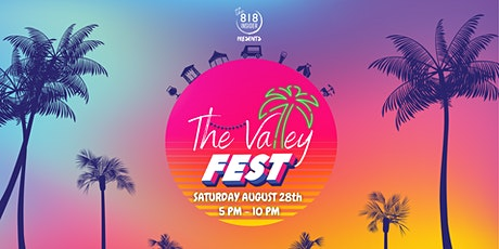The Valley Fest at Westfield Topanga tickets