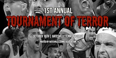 Tournament of Terror tickets