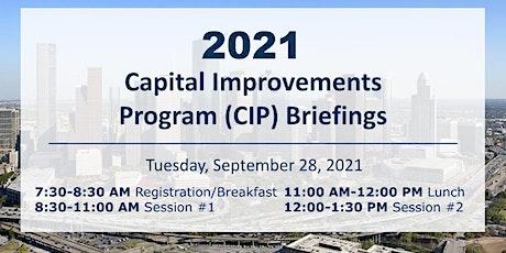 September 2021 CIP Briefings tickets
