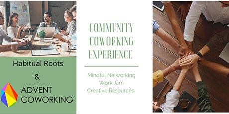 Community Co-working Experience tickets