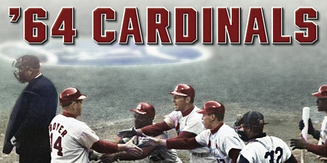 '64 Cardinals Launch Party with Bob Tiemann and Ron Jacober tickets