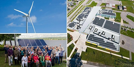 Community Ownership & Co-op's Role in the Renewable Energy Transition tickets