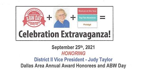 ABWA Celebration Extravaganza tickets