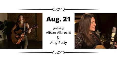 Wiltsie's Listening Room - Alison Albrecht and Amy Petty tickets