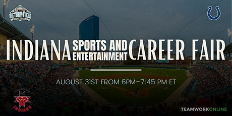 Indiana Sports & Entertainment Career Fair (Presented by TeamWork Online) tickets