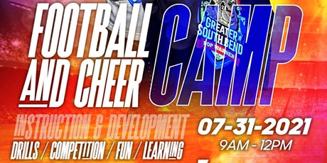 South Bend Football and Cheer Camp tickets