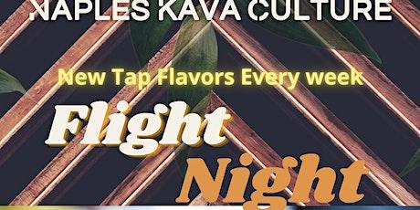 Flight Night Fridays @ Naples Kava Culture tickets