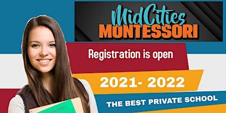 Midcities Montessori Open House tickets