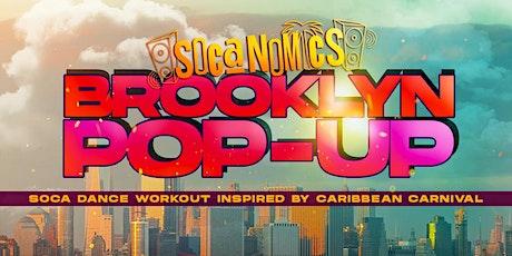 SOCANOMICS x BROOKLYN POP-UP tickets