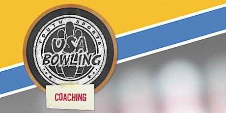 FREE USA Bowling  In-Person Coaching Seminar - Pla Mor Lanes - La Crosse WI tickets