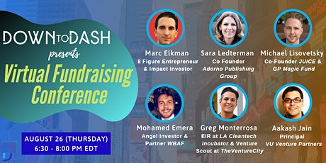 Virtual Fundraising Conference tickets