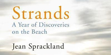 Strands: A Year of Discoveries on the Beach -Online Talk by Jean Sprackland tickets