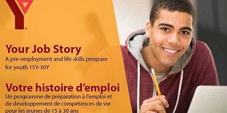 Youth Job Story Information Session tickets