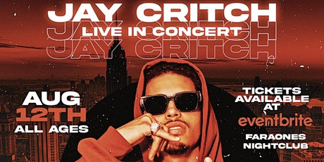 Jay Critch Live in NJ tickets