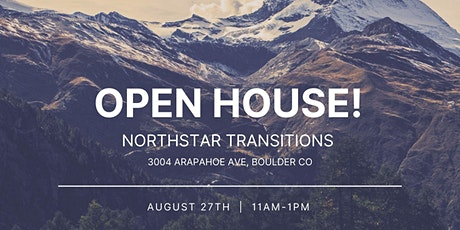 Open House! tickets