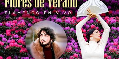 Flores de Verano, Flamenco en Vivo Dunsmuir tickets