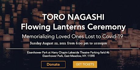 TORO NAGASHI- Flowing Lanterns Ceremony tickets